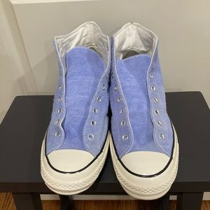Converse All Star 70 Hi Pioneer Blue Canvas